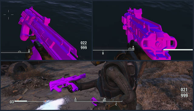 FO4 favourite arsenal while roaming  13726187_m