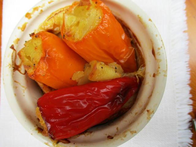 Блюда с овощами, фаршированные овощи  и др. - Страница 11 13847489_m