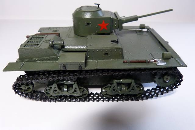 Т-38 С ПУШКОЙ 20мм 14819348_m