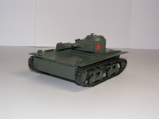 Т-38 С ПУШКОЙ 20мм 14819356_m