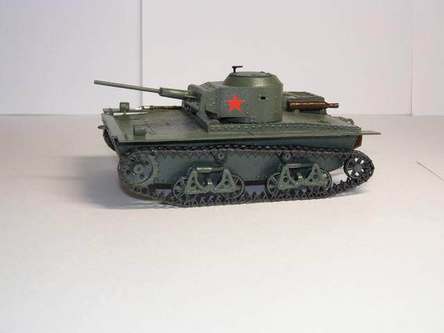 Т-38 С ПУШКОЙ 20мм 14819357_m
