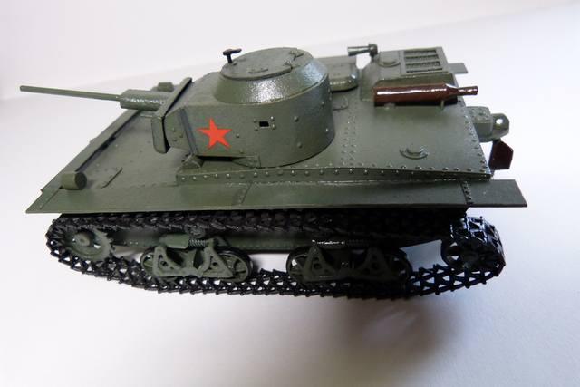 Т-38 С ПУШКОЙ 20мм 14819354_m