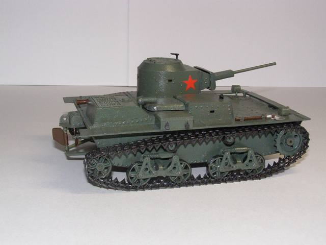 Т-38 С ПУШКОЙ 20мм 14819358_m