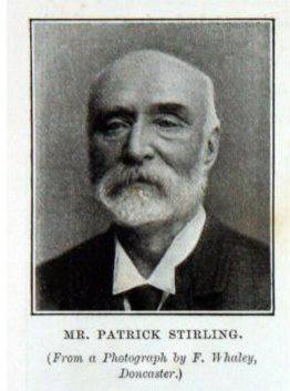 STIRLING'S TRACTION ENGINES Patent dated 12th December, 1859 14841021_m