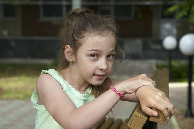 Забейворота Маргарита, 11 лет. ДЦП 15286583_m