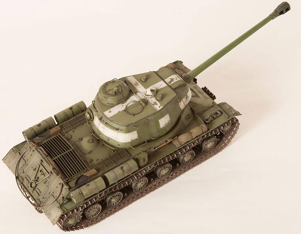 Тяжелый советский танк ИС-2 15341435