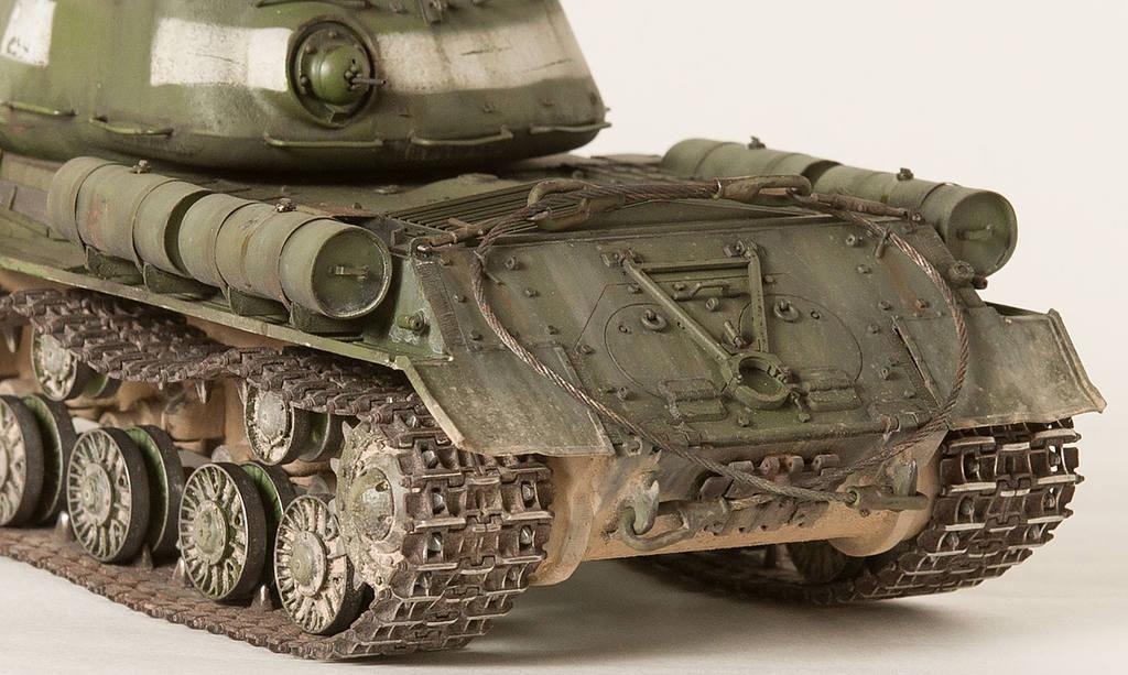 Тяжелый советский танк ИС-2 15341669