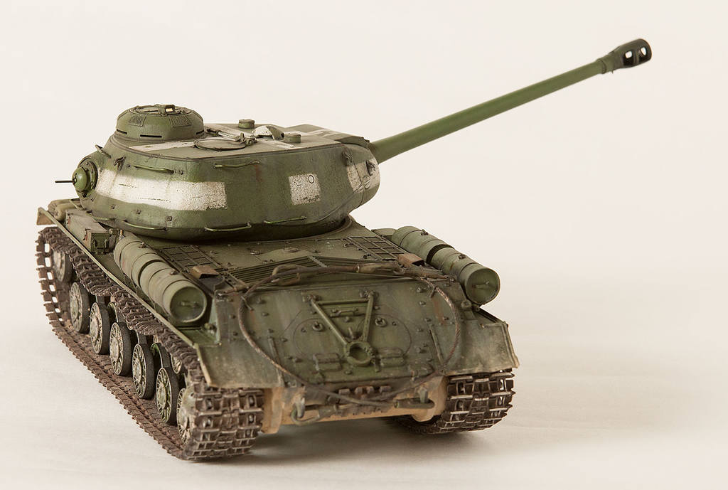 Тяжелый советский танк ИС-2 15341671