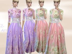 Формальная одежда, свадебные наряды - Страница 6 15415793