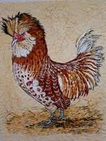 Роспись на ломаной яичной скорлупе,гуашь 15511226_s