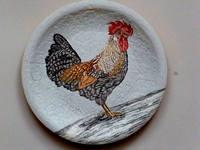 Роспись на ломаной яичной скорлупе,гуашь 15511228_s