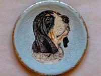 Роспись на ломаной яичной скорлупе,гуашь 15511254_s