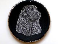 Роспись на ломаной яичной скорлупе,гуашь 15511274_s