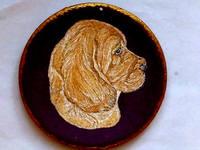 Роспись на ломаной яичной скорлупе,гуашь 15511292_s
