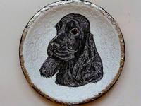 Роспись на ломаной яичной скорлупе,гуашь 15511293_s
