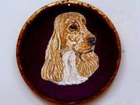 Роспись на ломаной яичной скорлупе,гуашь 15511294_s