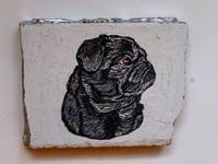 Роспись на ломаной яичной скорлупе,гуашь 15511320_s