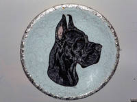 Роспись на ломаной яичной скорлупе,гуашь 15511368_s