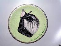Роспись на ломаной яичной скорлупе,гуашь 15511389_s