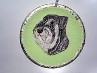 Роспись на ломаной яичной скорлупе,гуашь 15511390_s