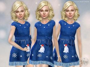 Для детей (платья, туники, комлекты с юбками) - Страница 3 15556552