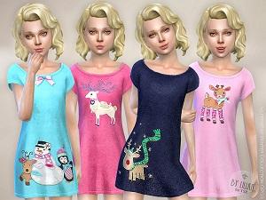 Для детей (платья, туники, комлекты с юбками) - Страница 3 15556680