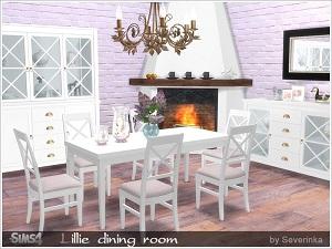 Кухни, столовые (деревенский стиль) 15564342