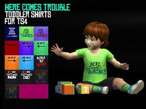 Для тоддлеров (топы, рубашки, свитера) 15671820