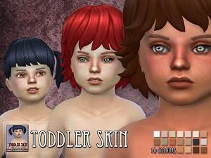 Скинтоны для детей и тоддлеров 15686481