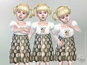 Для тоддлеров (платья, туники, комлекты с юбками)   15695739