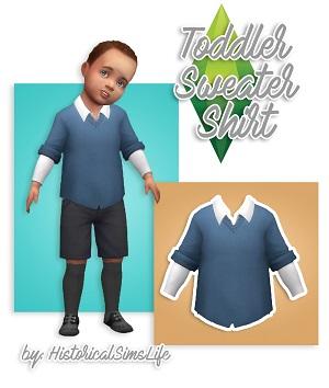 Для тоддлеров (топы, рубашки, свитера) - Страница 2 15695893