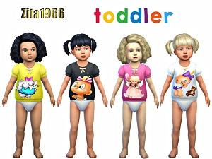 Для тоддлеров (топы, рубашки, свитера) - Страница 2 15696840