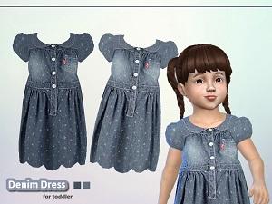 Для тоддлеров (платья, туники, комлекты с юбками)   - Страница 3 15744285
