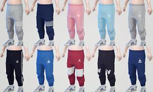 Для тоддлеров (комплекты с брюками, шортами) - Страница 3 15803022_m