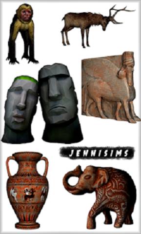 Статуи, скульптуры 15821483_m