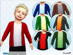 Для тоддлеров (топы, рубашки, свитера) - Страница 4 15883628