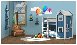 Комнаты для детей и подростков      - Страница 3 15925096