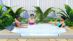 Сауны, джакузи, бани 15925484