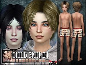 Скинтоны для детей и тоддлеров 15937596