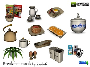 Кухни, столовые (деревенский стиль) - Страница 2 15938111