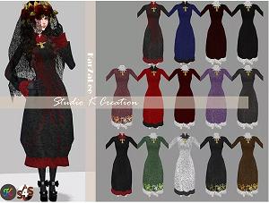 Старинные наряды, костюмы - Страница 2 15963834_m