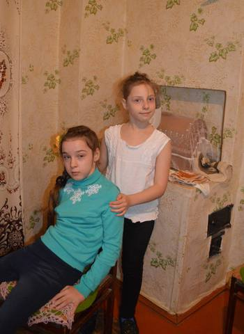 Забейворота Маргарита, 11 лет. ДЦП 15984366_m