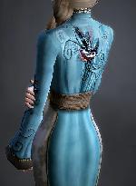 Старинные наряды, костюмы - Страница 2 15996421