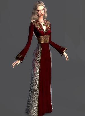 Старинные наряды, костюмы - Страница 2 15999593