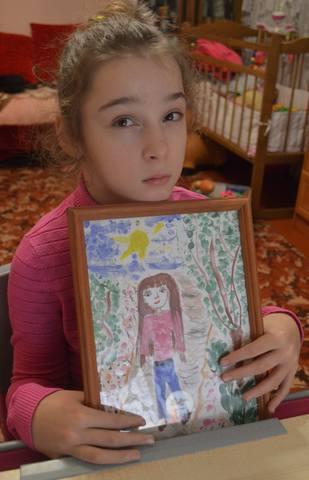 Забейворота Маргарита, 11 лет. ДЦП 16022930_m