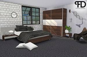 Спальни, кровати (модерн) - Страница 6 16231889_m