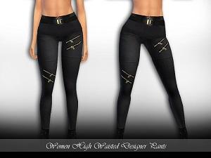 Повседневная одежда (юбки, брюки, шорты) - Страница 4 16259703
