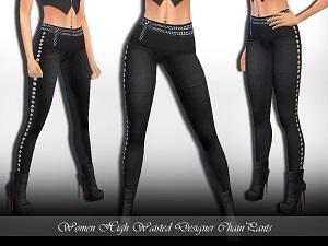Повседневная одежда (юбки, брюки, шорты) - Страница 4 16272543