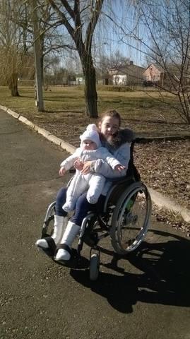 Забейворота Маргарита, 11 лет. ДЦП 16324533_m
