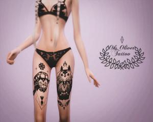 Татуировки - Страница 5 16368429_m